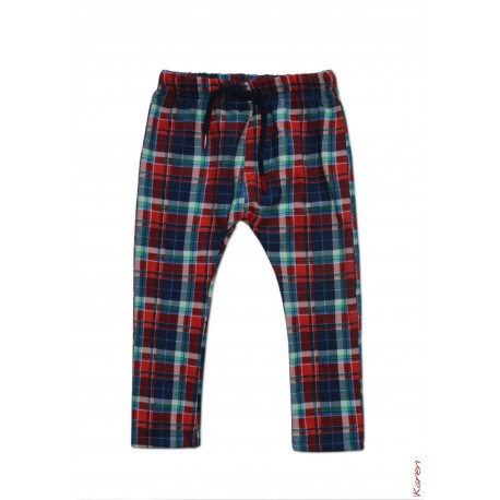 New! Checkered pants