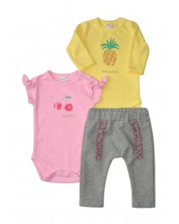 New! Fruits set