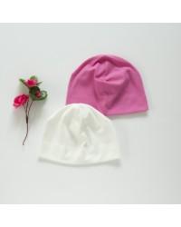 czapeczki bawełniane